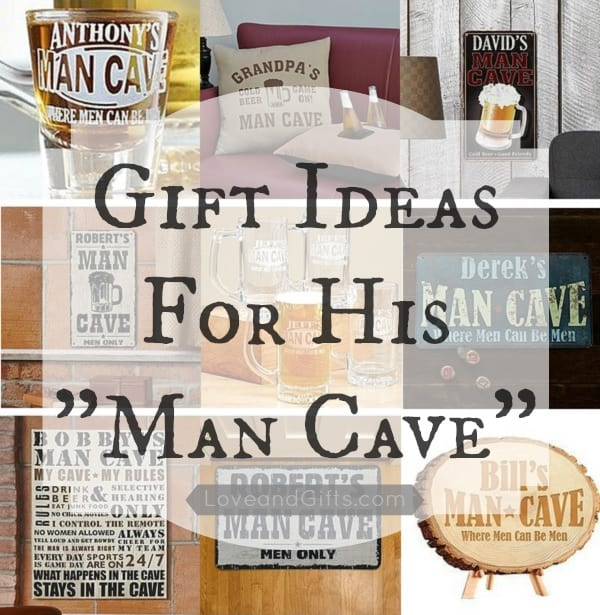 Gift Ideas For His Quot Man Cave Quot